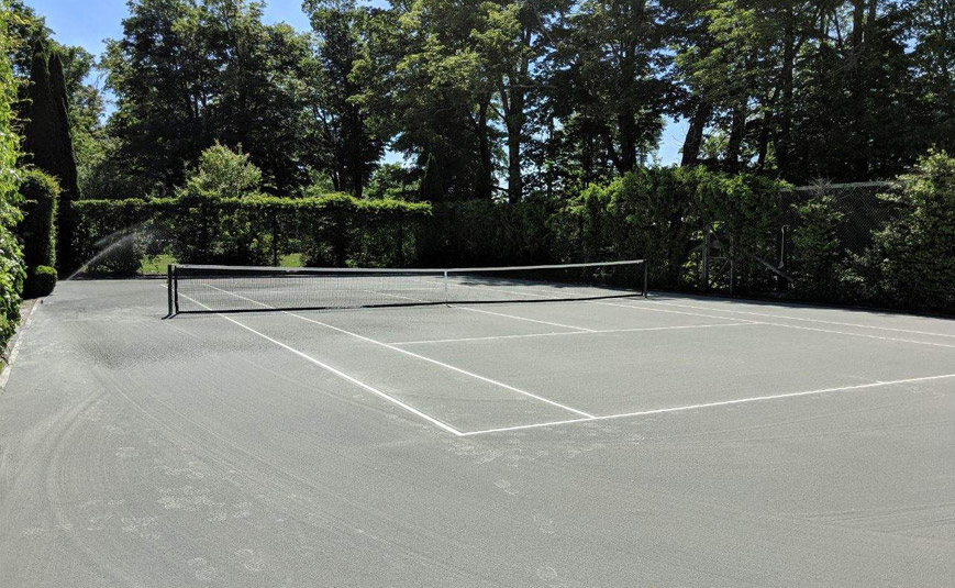 Pro Clay Court Installation